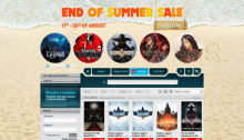 GamesGate Unreal series sale